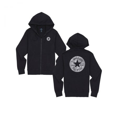 CHUCK PATCH GRAPHIC FZ HOODIE