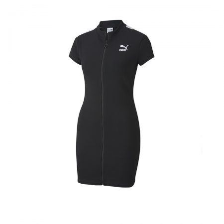 CLASSICS RIBBED TIGHT SS DRESS